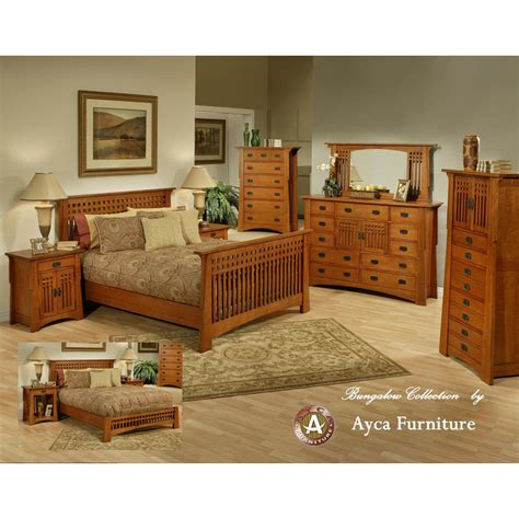 Wayfair Furniture Bedroom Sets by Ayca Furniture Bungalow Platform Customizable Bedroom Set