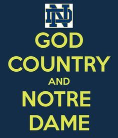 for the notre dame home on fighting
