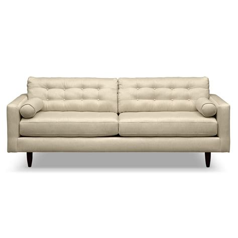 Affordable Tufted Velvet Sofa Modern Home Interiors Tufted Sofa