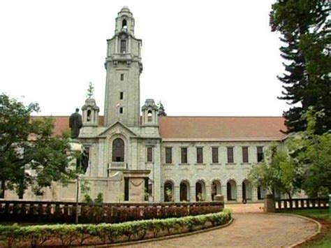Iisc Bangalore Mba Seats by Iisc Bangalore Offers Pg And Research Programmes