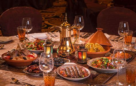 Iftar Preview at A.O.C. French Brassiere  Sofitel JBR