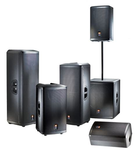 jbl prx series portable pa loudspeakers ecousticscom