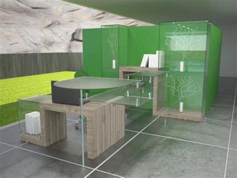 Comptoir De Reception Hotel 2480 by Adler Sas La Technique Au Service Du Verre