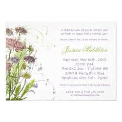 5x7 flower baby shower invitation zazzle