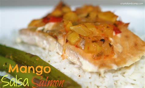 mango recipe salmon mango recipes