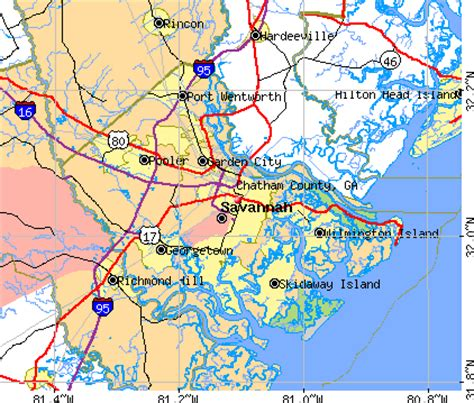 Chatham County Ga Records Chatham County Detailed Profile Houses Real Estate Cost Of Living Wages
