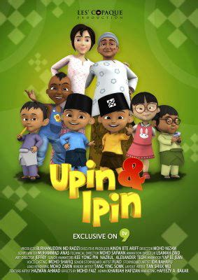 film kartun anak muslim upin dan ipin film kartun anak islami nothing but blog