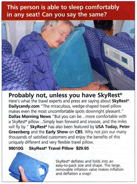 Skymall Travel Pillow by Skymall S Air Travel Pillows The Adventures Of Accordion