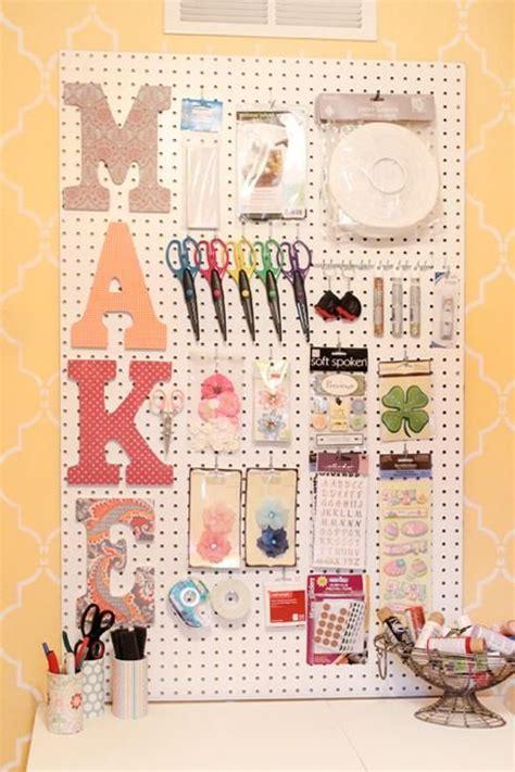 diy crafts with scrapbook paper 10 chic craft supply storage ideas to finally get organized