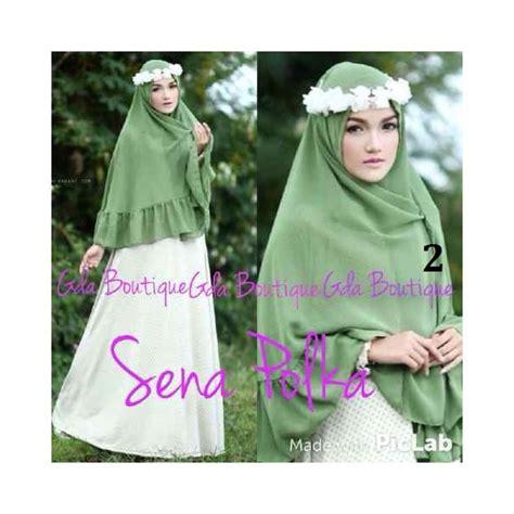 Grab Mukena Murah Distro Mukena Gamis Syar I Limited Edition gamis muslim terbaru busana muslim wanita
