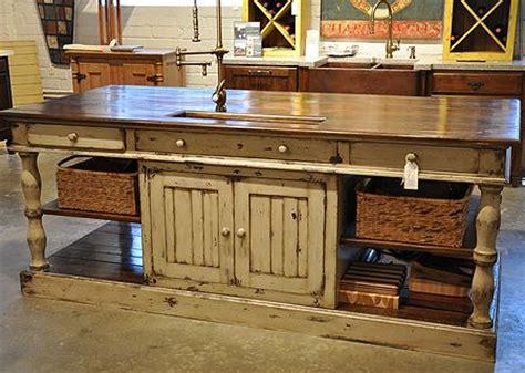 kitchen farm table island best 25 farmhouse kitchen island ideas on