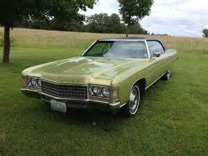 1971 chevrolet impala overview cargurus