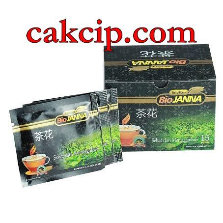 Teh Hitam teh hitam biojanna asli murah surabaya sidoarjo obat