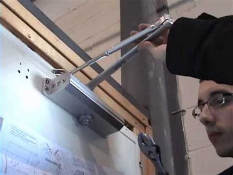 Stop Door Penahan Pintu Skiphop how to install door closer standard installation tell manufacturing inc