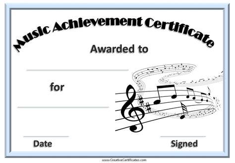 award certificate templates free printable inspirationa free