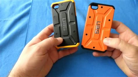 Uag Iphone 6 6g 6s Armor Gear Cover Bumper Hardcase Black uag armor gear for the iphone 4 4s review