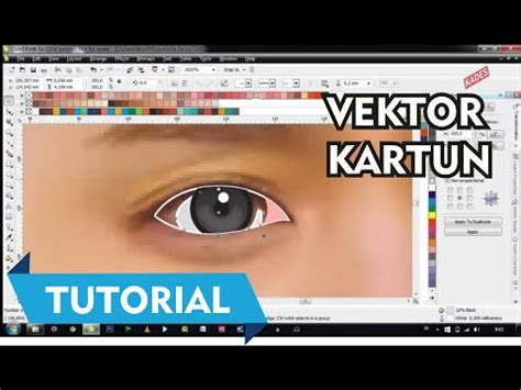 tutorial vektor di ps full download tutorial vector corel draw menggambar