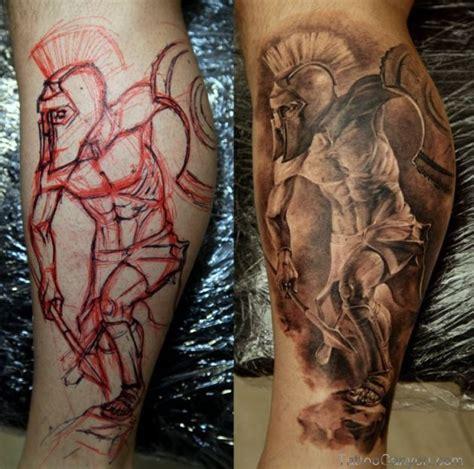 69 best spartan warrior tattoos images on pinterest