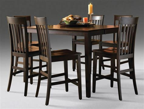 casual dining room table roomstore wexford ii casual dining 7 pc counter