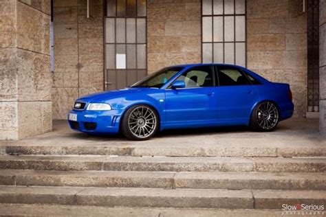 Audi A4 Mobile De by Blauer Blitz Audi Rs4 B5 Mit 700 Ps Steht Bei Mobile De