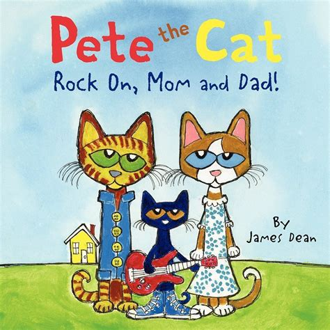 pete the cat rock on and by dean