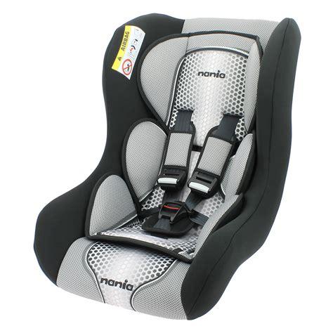 siege auto confortable si 232 ge auto trio comfort gris groupe 0 1 2 de nania sur