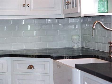 fresh white marble subway tile backsplash 8336