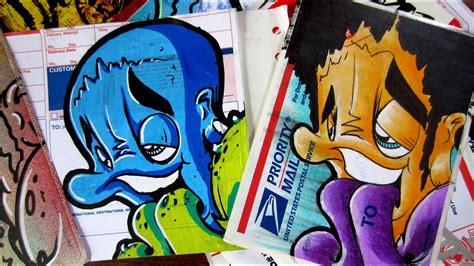 decoy graffiti sticker trade youtube