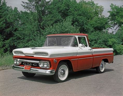 gm truck models a look back at a century of gmc trucks before the