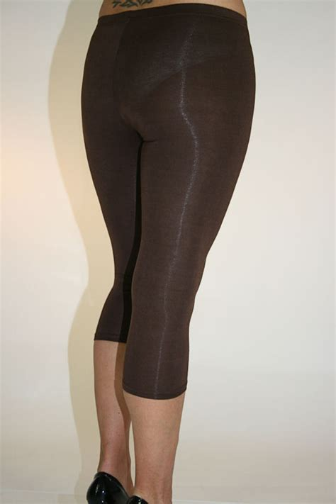 Legging Sport 3 4 ysb 11215 3 4 brown ysbt net