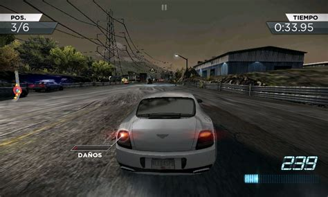 nfs most wanted apk offline need for speed most wanted offline galaxy s advance taringa