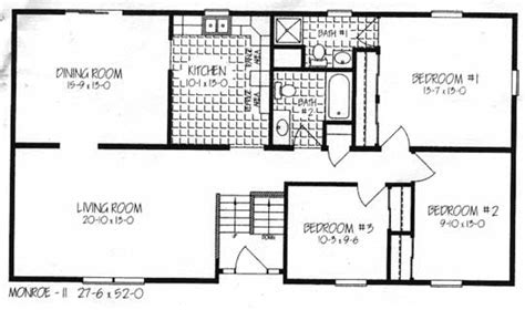 2 Bedroom House Plans With Loft Sterling Modular Homes Inc