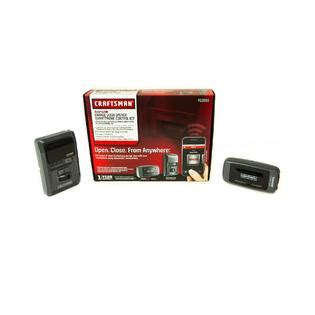 Garage Door Opener With Smartphone App Craftsman Assurelink Garage Door Opener Smartphone