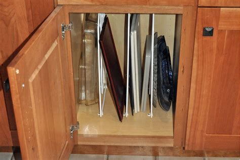 vertical tray dividers kitchen cabinets kitchen cabinet design essentials