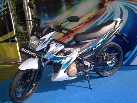 Jual Satria F150 Satria Fu 2014 suzuki satria fu 2013 baru kredit