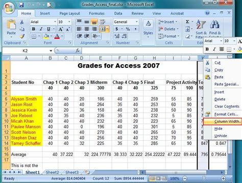 layout excel definition microsoft access conditional format list box definition