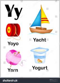 colorful alphabet letter y set stock vector 232408516