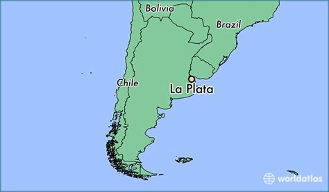 la plata argentina map where is la plata argentina la plata buenos aires f d