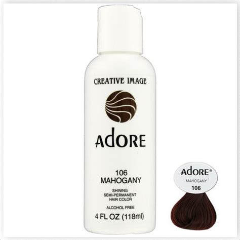 adore hair color in stores adore creative image shining semi permanent hair color