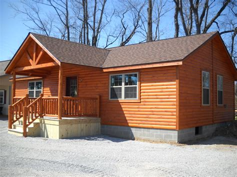 Manufactured Log Cabin Homes by Valley View Modular Log Cabin Cabins Log Cabins Sales