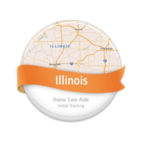 illinois home care aide initial oncourse