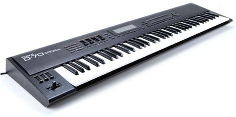 Keyboard Roland U20 roland d 70 vintage synth explorer