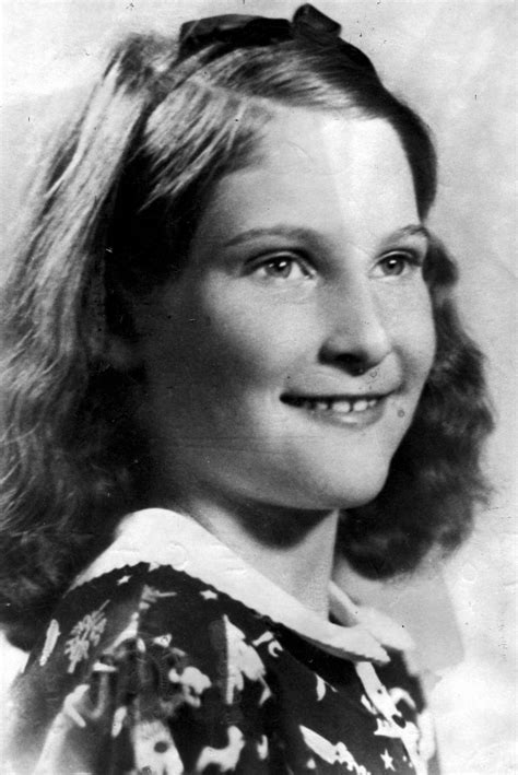 Remembering the Pikesville girl who survived a German