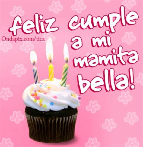 imagenes de feliz cumpleaños para mama tarjetas para desear feliz cumplea 241 os mama