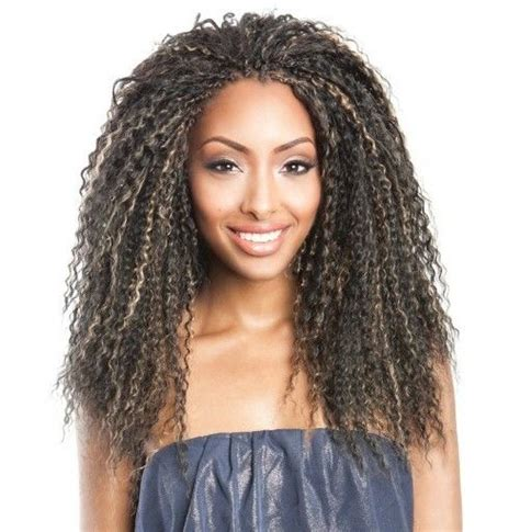 crochet braids with the caribbean twist hair luxe beauty supply isis caribbean bundle braid