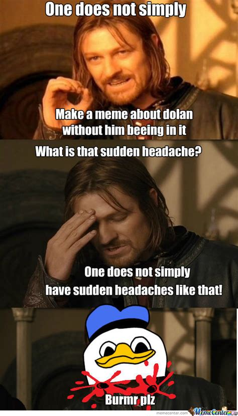 silly boromir by koza meme center