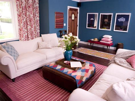 Blue Country Living Room by Blue Country Living Room Photos Hgtv