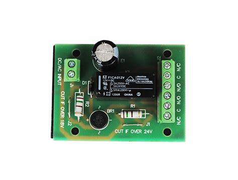 Access Relay Module by Rly 2p Relay Module Genie Access Ltd