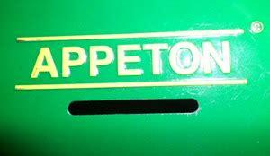 Appeton Tahun tabung tin appeton hobby collection hobi koleksi