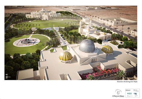 Landscape Design Qatar 40north Landscape Architects And Planners 187 Al Rayyan Palace